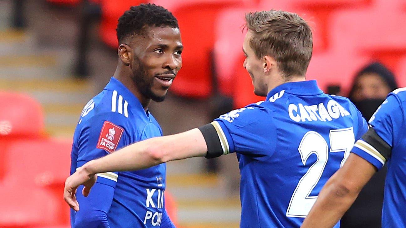 Semifinal hero Kelechi Iheanacho wants to help Leicester to their first FA Cup victory