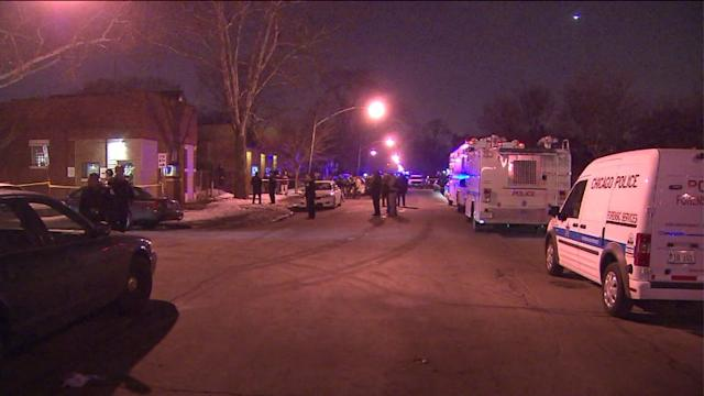 Chicago Cop released from hospital after shot in head