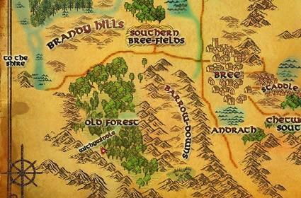 A Lord of the Rings Online Hero's Guide to the Old Forest