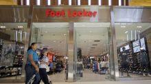 Foot Locker 1Q results miss Street, cuts earnings outlook