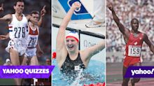 Quiz! Can you guess the year of these iconic Olympic moments?