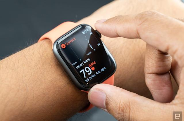 The next watchOS update will reportedly include the ECG app