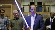 Duke Skywalker: Prince William to appear in new Star Wars film with Prince Harry