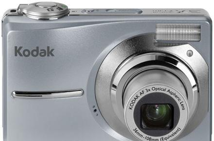 Kodak offers up EasyShare C813 point-and-shoot