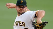 Pirates' Crowe, 2 relievers 1-hit Phillies, end 4-game skid