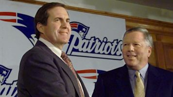 The Patriots' biggest trade was made 20 years ago