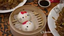 Hong Kong says Hello to a Hello Kitty-themed restaurant