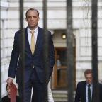 Dominic Raab urges China to 'step back from the brink' on Hong Kong