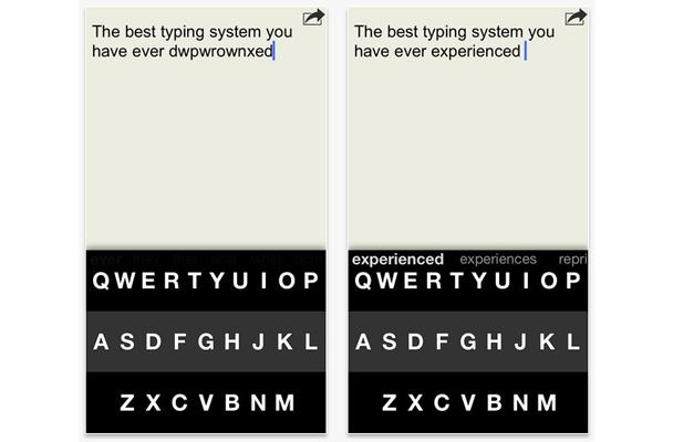 Fleksy predictive keyboard is free for iOS now and forever