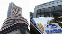 Car sales boost up Sensex by 86 points