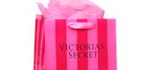 Victoria's Secret shopping bag. (Getty Images)