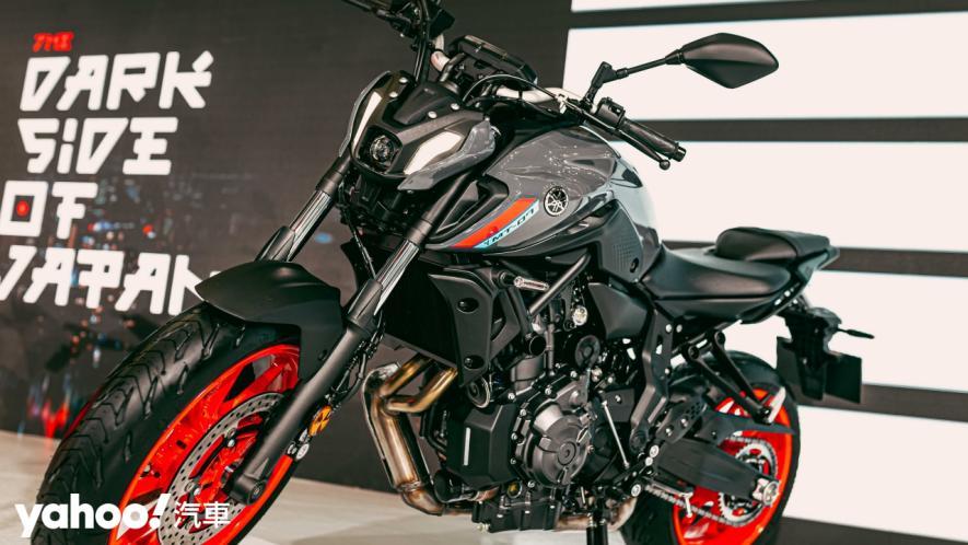 嶄新的黑暗家族第三世代!Yamaha全新2021 MT-09、MT-07正式發表! - 19