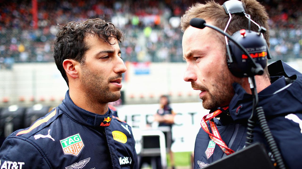 Daniel Ricciardo reveals key 'reason' why he left Red Bull