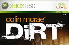 Cleaned off DIRT to reveal Colin McRae Box Art
