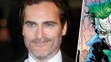 Joker : voilà à quoi ressemblera Joaquin Phoenix avec maquillage et c'est flippant !