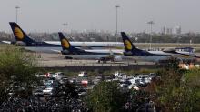 Jet Airways shares plunge, rivals race to grab grounded carrier's slots