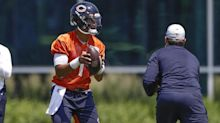 Justin Fields believes in the Bears' plan at quarterback
