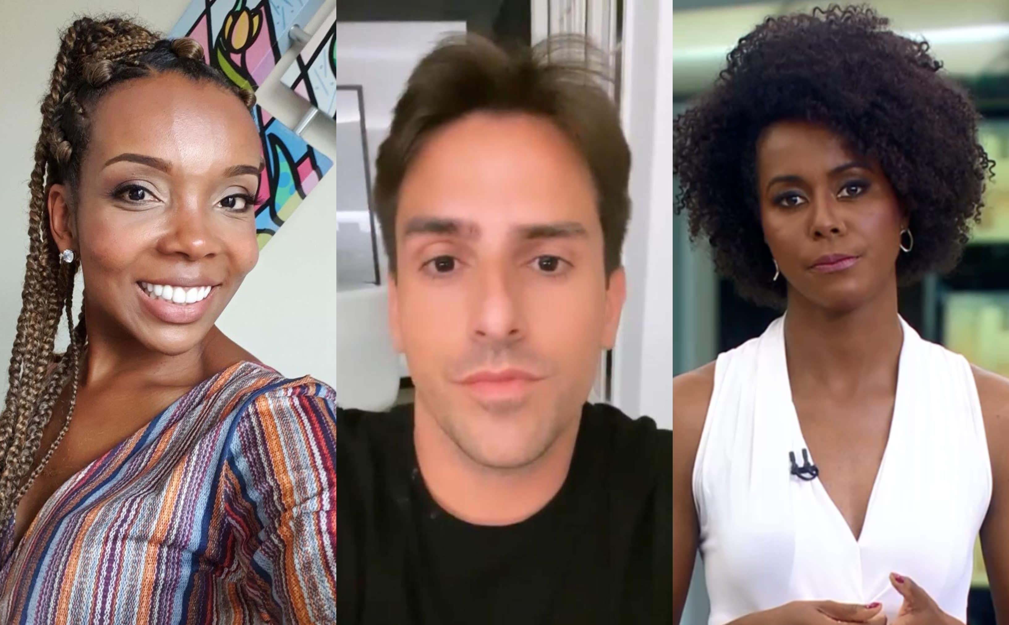 Ex-diretor critica Thelma e Maju e é acusado de racismo