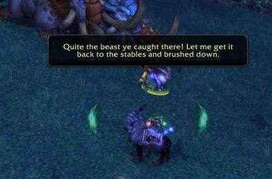Breakfast Topic: Have you caught your own mounts?
