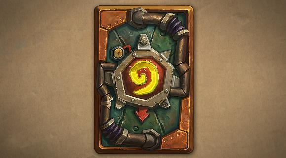 Hearthstone patch notes and November card back