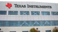 Texas Instruments Sees IBD RS Rating Rise To 75