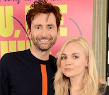 David Tennant says it 'felt a bit stupid' to marry another Time Lord actor's daughter