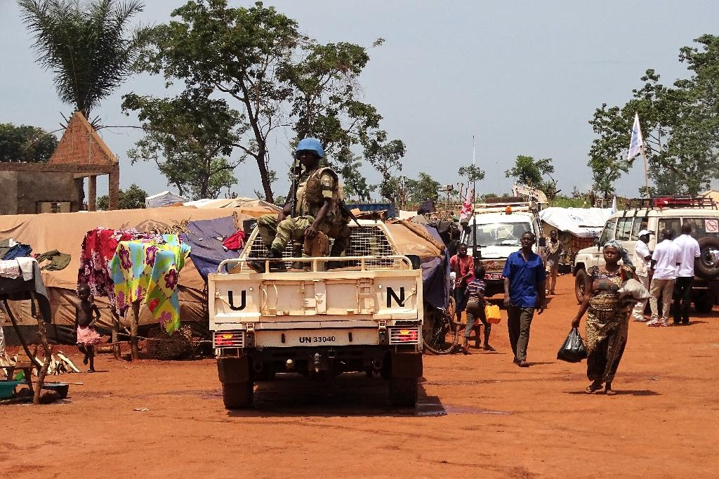 The United Nations has 13,000 peacekeepers in the Central African Republic, tasked with supporting efforts to restore stability