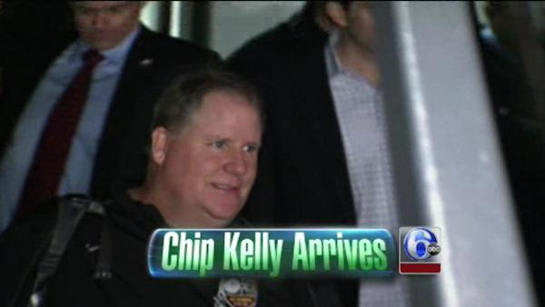 Welcome to Philadelphia, Chip Kelly
