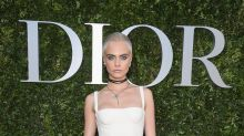Dior Taps 25-Year-Old Cara Delevingne For Its New Anti-Aging Line