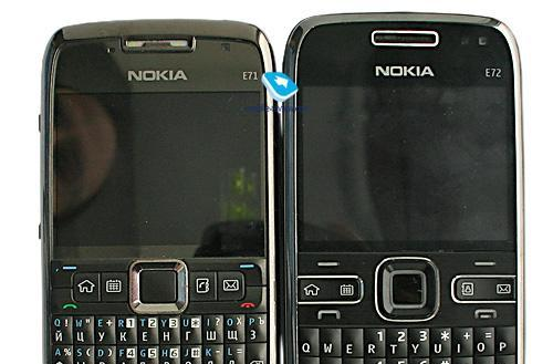 Nokia E72 exhaustively reviewed ahead of launch