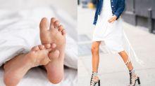 腳起水泡急救法!5大預防措施防穿高跟鞋生水泡