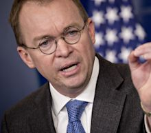 Trump Names Mulvaney to Be Acting White House Chief of Staff