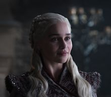 Daenerys Smiling Through That Intense Game of Thrones Situation Is a Universally Relatable Meme