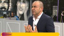 "Jorge Javier Vázquez, muy contundente: ""He sido víctima de un partido político"""