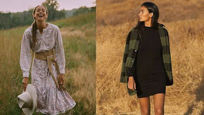 Anthropologie has 20% off fall picks this weekend