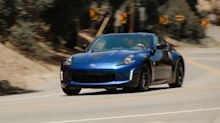 2019 Nissan 370Z Manual Tested: A Not-So-Golden Oldie