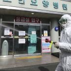 Coronavirus cases balloon in South Korea as outbreak spreads