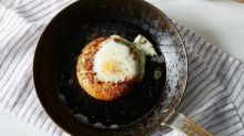 The Bagel Egg in a Hole, the Best Thing Since Bagels and Eggs