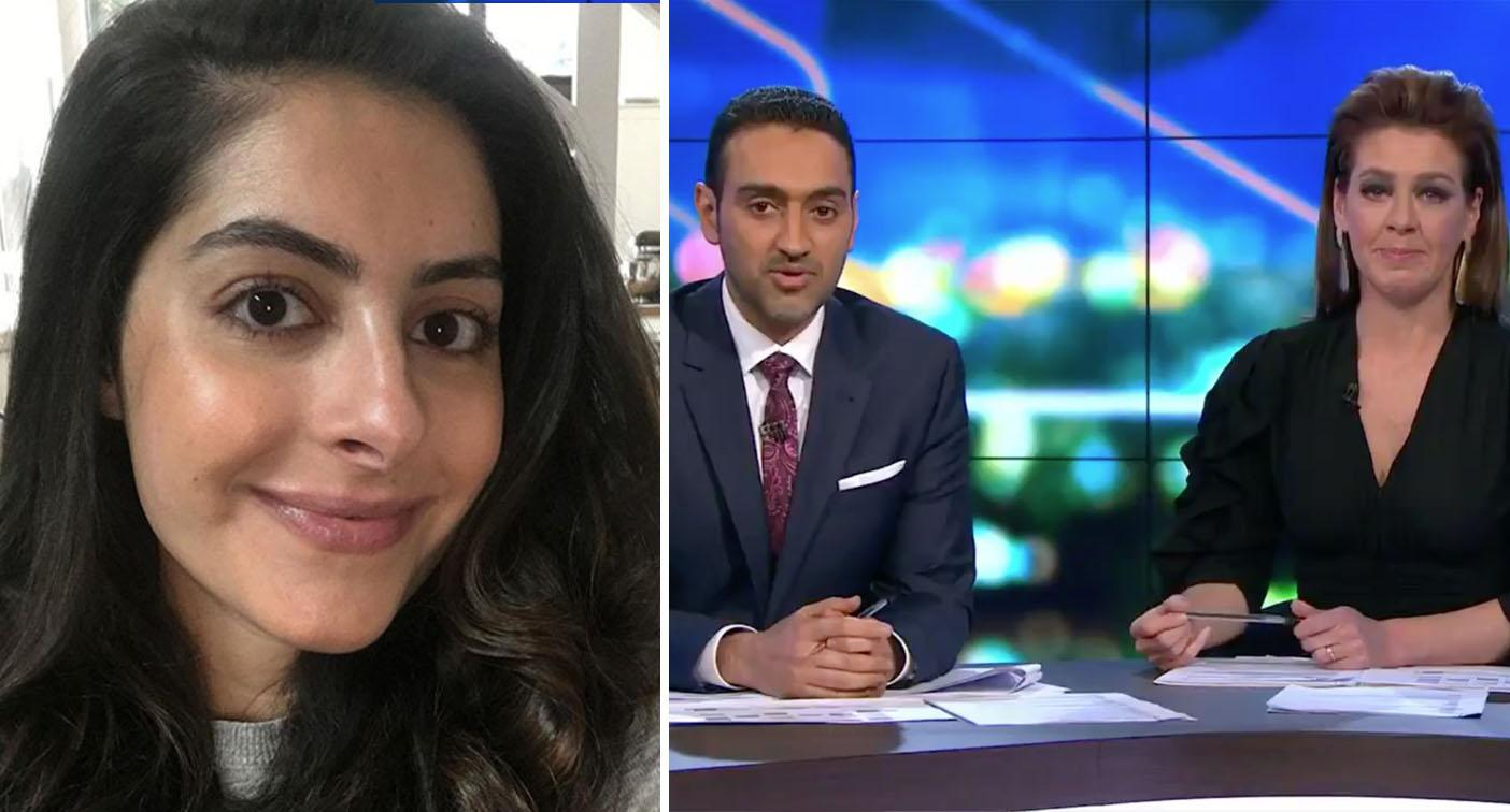 'Devastated': Waleed Aly's on-air tribute after 29-year-old producer's sudden death