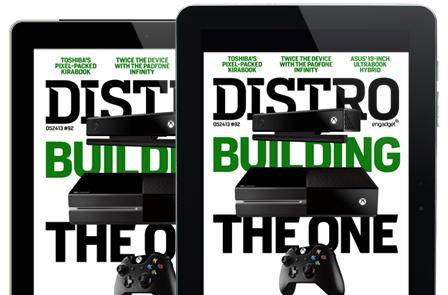 Distro Issue 92: Building the Xbox One