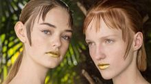 Go for Gold: The Hottest Accent on the Spring 2016 Runways