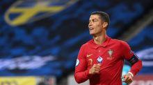 Portugal vence Suécia e CR7 supera marca dos 100 gols; França derrota Croácia