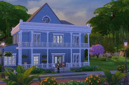 Death kills parents, robs cradle in Sims 4