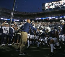Mike Francesa hilariously ripped James Franklin for icing a kicker up 56-0