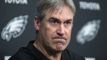 Eagles coach Doug Pederson cleared after positive COVID-19 test, returns to work
