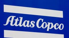 Slower orders for Atlas Copco spooks industry rivals too