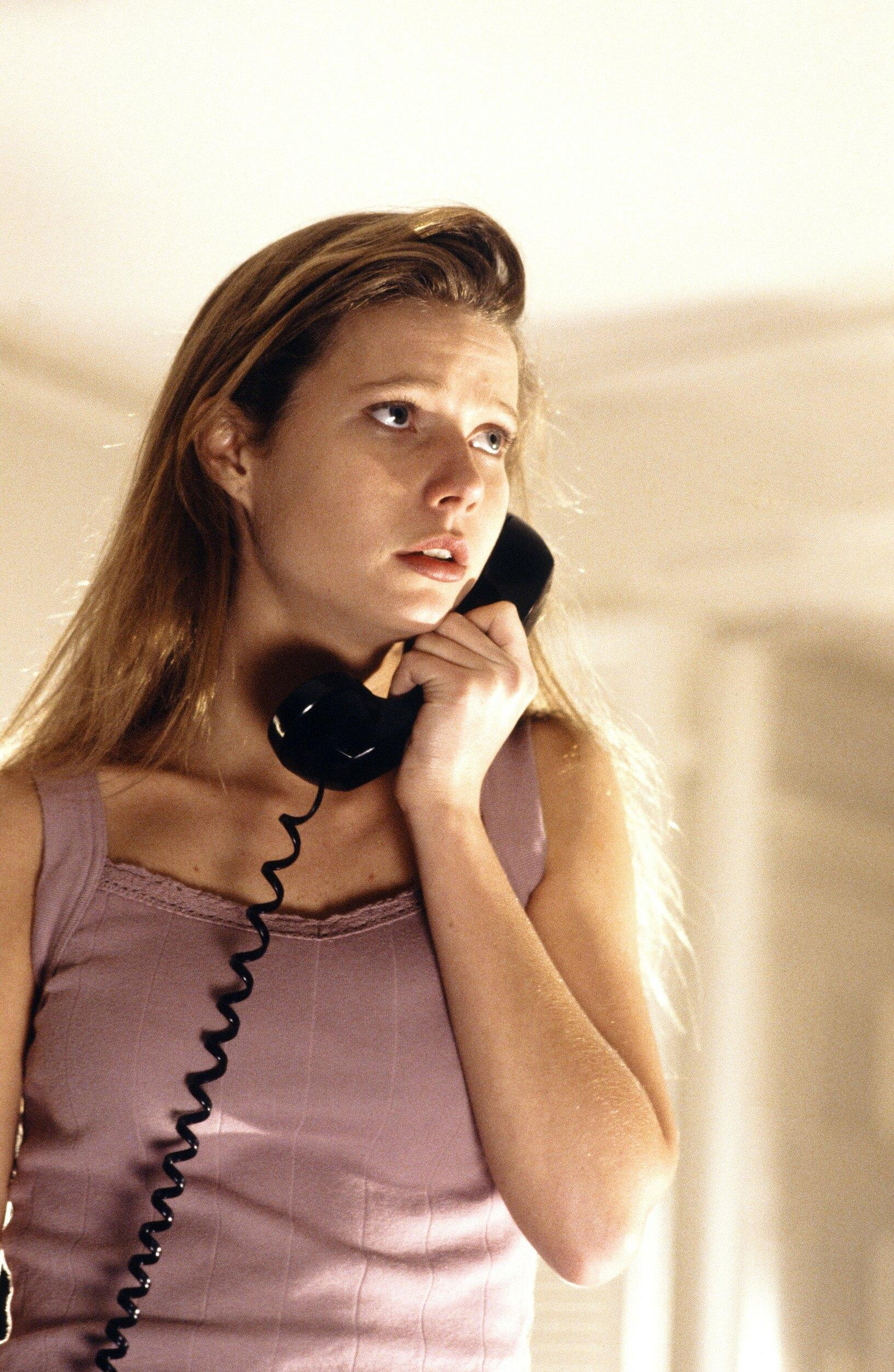 CRUEL DOUBT -- Air Date 05/17/1992 -- Pictured: Gwyneth Paltrow as Angela Pritchard -- Photo by: Bruce Birmelin/NBCU Photo Bank