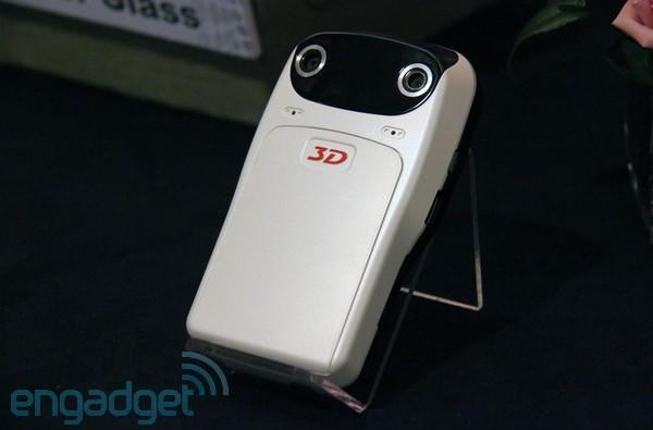 Aiptek leads the affordable 3D camcorder rush with its i2