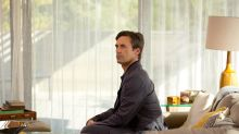 A holographic Jon Hamm visits with his wife in exclusive 'Marjorie Prime' clip