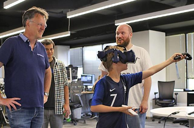 Apple hires the founder of VR content startup Jaunt